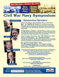 civil war navy conference form and speakers