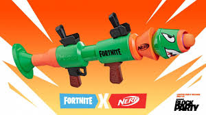 Nerf Distance Chart Fortnite Nerf Rocket Launcher Gets An Early Limited Release