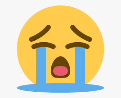 Emoji Sad Png Crying Emoji Png Transparent Cartoon Free