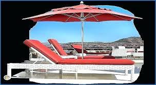 umbrella pole extension patio extender best of bar height diameter