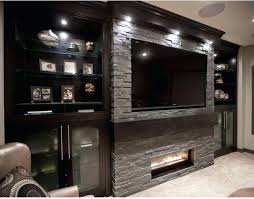 tv fireplace ideas fireplace wall