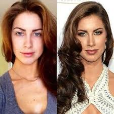 katherine webb from stars without makeup