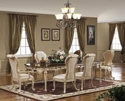 impressive luxury dining room sets 8 leather lowes l shaped set pertaining to impressive luxury dining