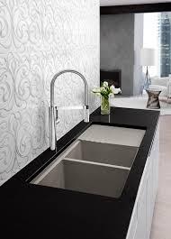 Elegant And Modern Kitchen Faucets InstachimpCom - Kitchen faucet ideas