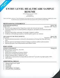Entry Level Nurse Resume Licensed Practical Nurse Resume Sample ...