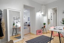 cute apartment decorating ideas. Cute Apartment Decor With Simple Black And White  Adorable Home Cute Apartment Decorating Ideas