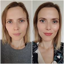 my fresh and easy pick me up makeup look