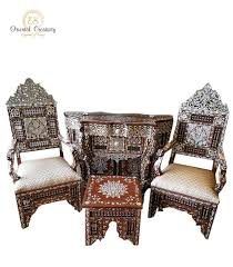 look elegant with arabic furniture sets