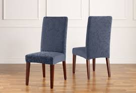 excellent creative sure fit dining chair covers sure fit dining chair slipcovers viridiantheband