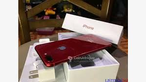 apple iphone 7 plus 256gb 8gb