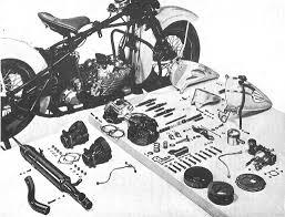1940 1947 harley davidson big twin service manual cyclepedia engine overhaul