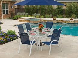 blue and white patio furniture stunning dragonspowerup home ideas 13