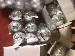 Mini Disco Ball Decorations Mirror balls clearance bulk stock 100 cms 35