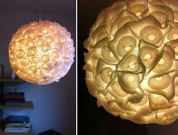 21 DIY Lamps Chandeliers You Can Create From Everyday Objects
