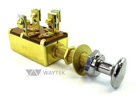 push button switches momentary switches door switches waytek m 532 push pull switch