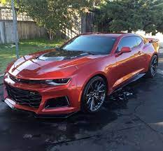 Chevrolet Camaro Zl1 Painted In Garnet Red Photo Taken By Zl1 Tommy On Instag Car Specialscars Classiccar Camaro Car Chevy Camaro Chevrolet Camaro