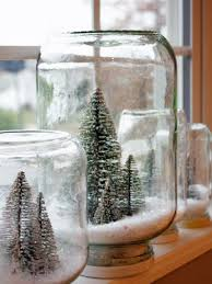 Schneekugel Selber Machen Marmeladengläser Putzbürste Diys