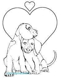 Labrador Dog Coloring Pages At Getdrawingscom Free For Personal