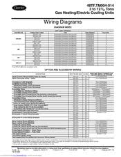 carrier tm manuals carrier 48tm008 wiring diagrams