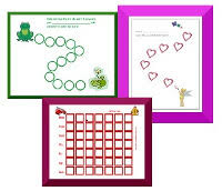 Free Sticker Charts Free Printable Behavior Charts For Kids Official Site