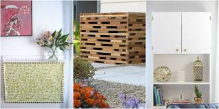 Decorative Air Conditioner Covers - AC Unit Cover Ideas 8 Clever Ways to Hide an Ugly | Remodeling Tips Ac units