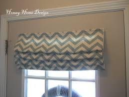 Roman Blind Diy Homey Home Design A No Strings Roman Blind
