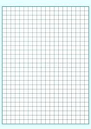 Graphing Paper Large Graph Template Blank Grid Quad Isometric