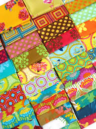 The Pros and Cons of Prewashing Quilting Fabrics | Fabrics & Prewash fabrics pros & cons posted by Angela Mitchell. Multiple Layers of  Colorful Patterned Fabric–Craftsy Adamdwight.com