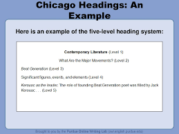 Chicagos Author Date References Formatting And Style Guide Ppt
