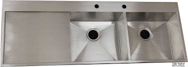steel undermount sinks am