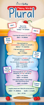 Spelling Rules For Making Words Plural Video Poster