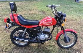 mini chopper 1979 suzuki or50 bike urious
