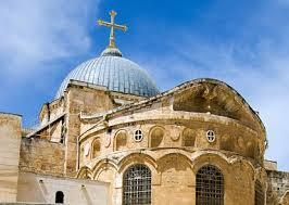 Image result for pictures of the church of the holy sepulcher