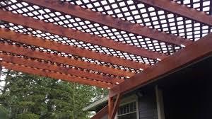 beam and lattice