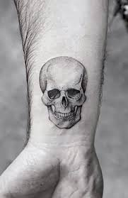 Latest tattoo collection design we do tattoo drawing a basic horror skull tattoo idea with minimal details or what i'd normally do, nice to do a. 30 Badass Skull Tattoos For Men In 2021 The Trend Spotter