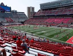 Ohio Stadium Seating Chart With Row Numbers Ohio Stadium Section 14 A Seat Views Seatgeek