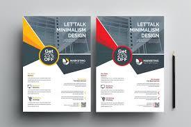Psd Corporate Flyer Templates 002859 Template Catalog