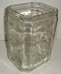antique delco light glass battery jar radio light plant primitive