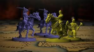 <b>Настольная игра</b> Crusader <b>Kings</b> the Board <b>Game</b> выйдет 1 августа