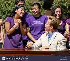 sandra torres left the junior class president at sequoia high sandra torres left the junior class president at sequoia high school in redwood city calif begs california governor arnold schwarzenegger for the pen he