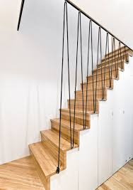 30 Stair Handrail Ideas For Interiors Stairs