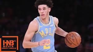 Los Angeles Lakers vs Washington Wizards Full Game Highlights / Week 2 /  2017 NBA Season - YouTube