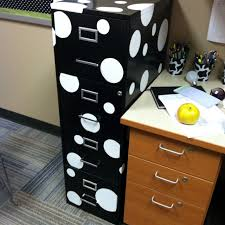 Contact Paper Decorative Designs Polkadot file cabinet White contact paper and scissors pinned 38