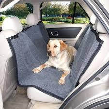 car seat dog cover it is time for a water resistant dog seat cover hammock style