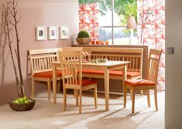Dining Room:Ravishing Breakfast Nook Design Inspiration With Full Wood  Furniture Astonishing Breakfast Room Designs