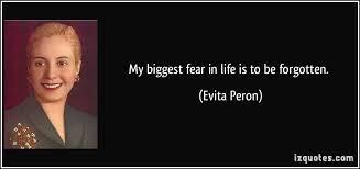 Biggest fear essay