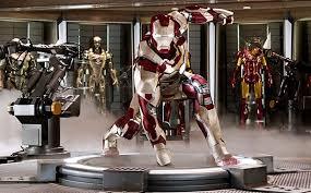 iron man office. Marvel/Disney Iron Man Office -