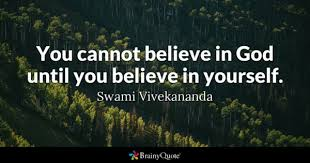Quotes Of Believing In Yourself Best Of Believe In Yourself Quotes BrainyQuote