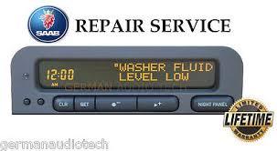 bmw multi information display radio stereo tuner mid repair e39 saab 93 95 sid1 2 siu information display 12806119 pixel repair service fix