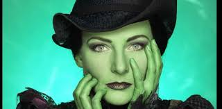 wicked witch green makeup photo 2